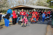 24th Annual Ability Center of Virginia (formerly Cerebral Palsy of Virginia) 5K Run & Walk-A-Thon