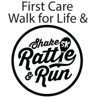 36th Annual First Care Walk for Life and 5K Run - Saturday, April 6, 2019