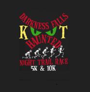 Kanawha Trace Darkness Falls 5 K & 10K Haunted Night Trail Run