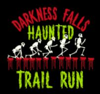 Kanawha Trace Darkness Falls Haunted Night Trail Run