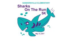 Sandersville Elementary Sharks on the Run