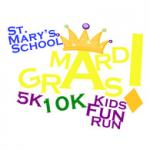 St. Mary's School Mardi Gras 5K/10K