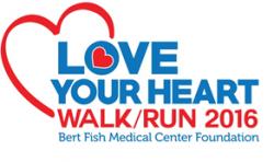 Bert Fish Love Your Heart 5k Run/Walk