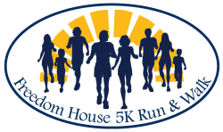 Freedom House 5K Run & 1 Mile Fun Walk