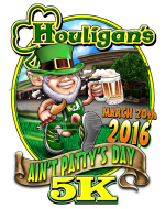 Houligan's Ain't Patty's Day 5K