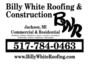 Billy White Roofing