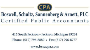 Boswell, Schultz, Sonnenburg & Arnett PLC