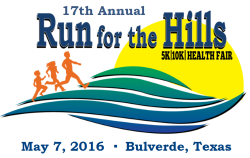 17th Annual Run for the Hills