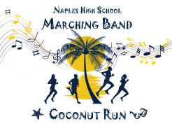 Naples High School Marching Band Coconut Run 5K