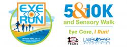 Eye Run 5k/10k for New Vision