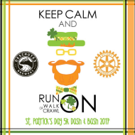 St Patrick's Day Dash