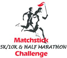 Wadsworth MatchStick 5K/10K/Half Marathon Challenge
