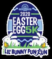Easter Egg Virtual 5K & Lil' Bunny Fun Run