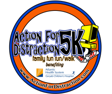 8th Annual Action For Distraction 5K