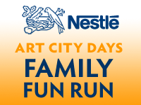 Art City Days Family Fun Run
