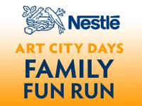 Art City Days Family Fun Run