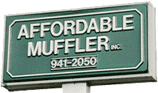 Affordable Muffler