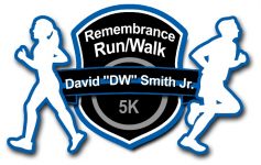"4th Annual Officer David ""DW"" Smith Jr. Remembrance 5K Run/Walk"