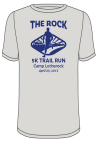 The Rock 5k Trail run