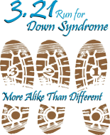 3.21 Run for Down Syndrome - VIRTUAL Race