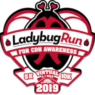Ladybug Run for CDH Awareness 5K/10K