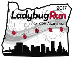 Ladybug Run for CDH Awareness 5K/10K