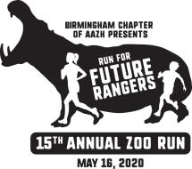 15th Annual Birmingham Zoo Run 5K and Kids Fun Runs