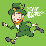 Sacred Heart Shamrock Shuffle 5K Run and Family Fun Walk