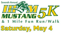 7th Annual IHM Mustang 5k Run & 1 Mile Fun Run/Walk