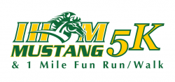 5th Annual IHM Mustang 5k Run & 1 Mile Fun Run/Walk