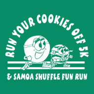 Run Your Cookies Off 5K & Samoa Shuffle Fun Run/Walk