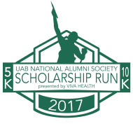 11th Annual UAB National Alumni Society Scholarship Run 5K/10K