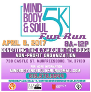 2nd Mind Body & Soul 5k Fun Run