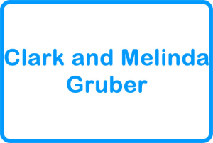 Clark and Melinda Gruber