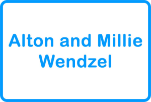 Alton and Millie Wendzel