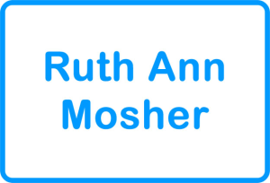 Ruth Ann Mosher