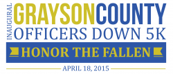 GRAYSON County Officers Down 5K Run/Walk