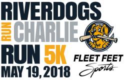 RiverDogs Run Charlie Run 5K