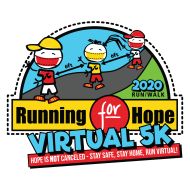 Running for Hope VIRTUAL 5K Run/Fun Walk