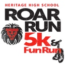 Heritage High School Roar Run 5k: Cancelled due to the inclement weather.