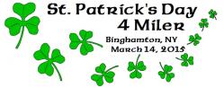 St. Patrick's Day 4 Miler