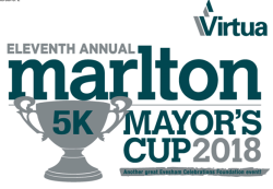 11th Annual Marlton Mayor's Cup 5K & 1 Mile Fun Run/Walk