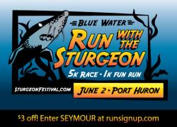 Run with the Sturgeon