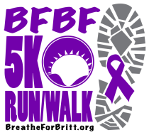 6th Annual Breathe For Britt 5K Virtual Run/Walk