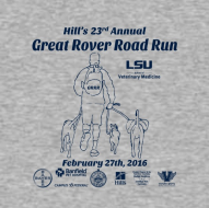 Hill's 25th Annual Great Rover Road Run