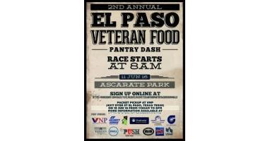 El Paso Veteran Food Pantry