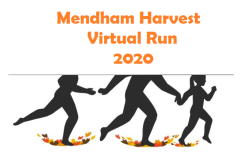 Mendham Harvest Hustle -- VIRTUAL 2020