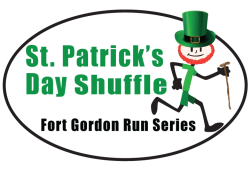 Fort Gordon St. Patricks Day Shuffle 5K and 1 Mile Fun Run