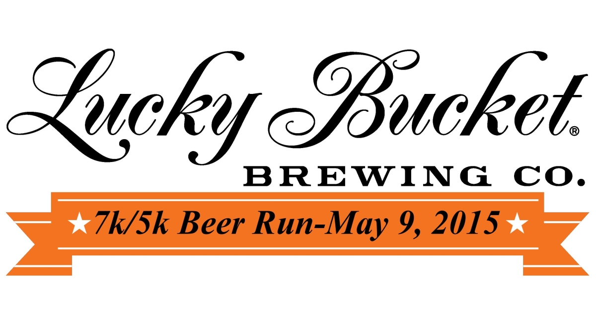 The 5th Annual Lucky Bucket Beer Run 7k/5k Results