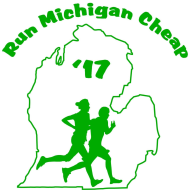Mike's Memorial Mustache Run-Run Michigan Cheap